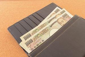 1億円札を財布に入れてみた